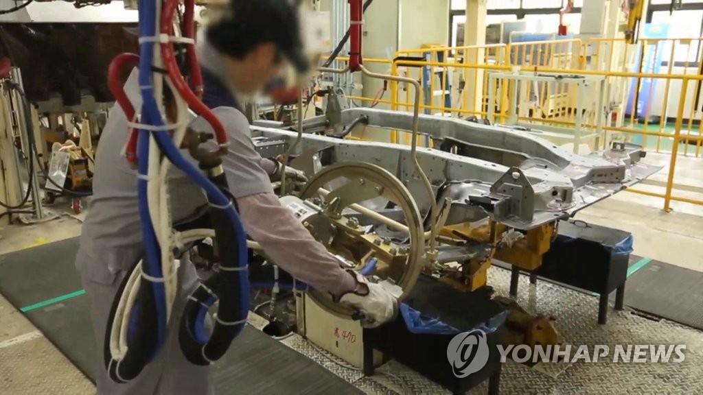 4월 한국 제조업 PMI 54.6…7개월 연속 확장국면