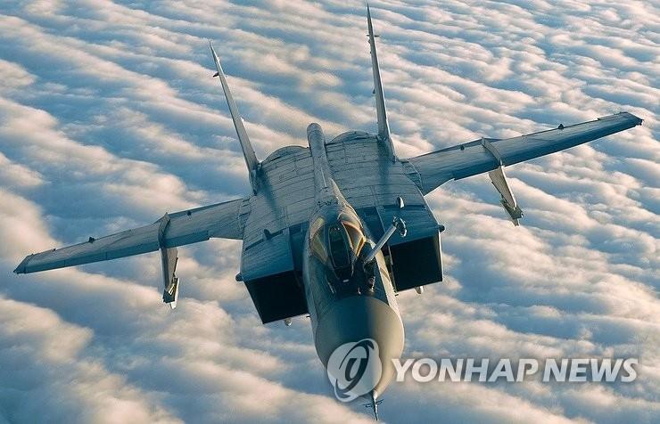 러시아, 미 정찰기 자국 영공 접근하자 전투기 출격시켜