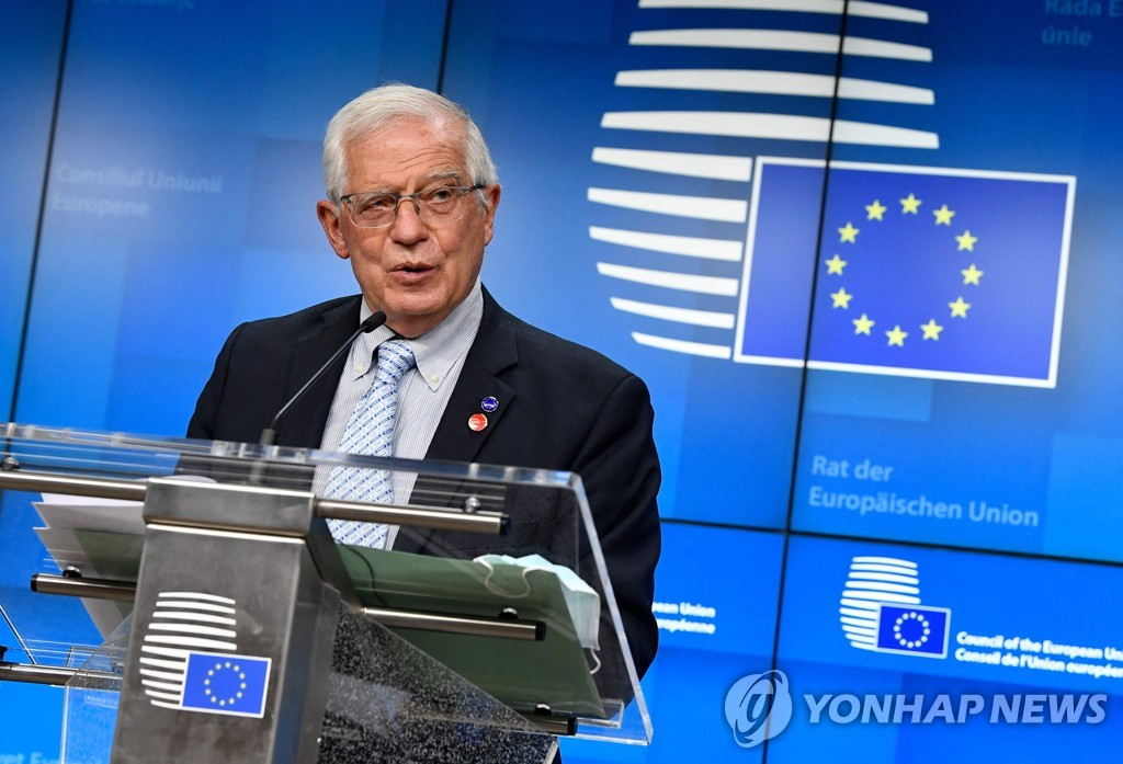 """EU 회원국, 유럽 병력 기동성 강화 사업에 미국 등 참여 승인"""