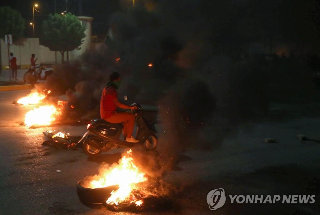 """이라크서 '반이란' 시위 확산…""""이란 영사관 위협받아"""""""