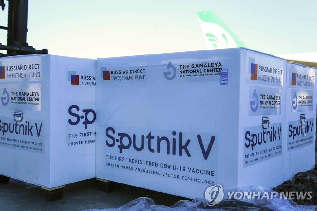 [특파원 시선]'스푸트니크 V' 백신 아이러니…국내선 냉대, 외국 승인은 증대