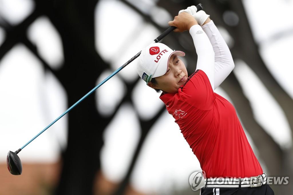 김효주, LPGA 태국 대회 첫날 1오버파…태국 선수들 강세