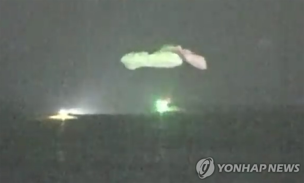 스페이스X, 우주인 4명 태우고 무사히 야간 해상귀환(종합)