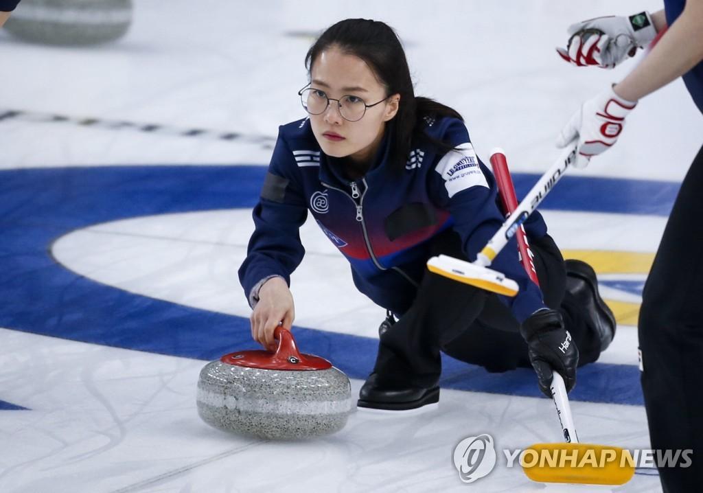 팀 킴, 최강 스웨덴 꺾고 베이징올림픽 티켓 희망(종합)