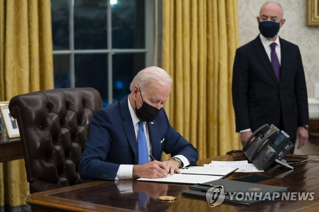미 민주 상원 28명 '이-팔 충돌중단' 촉구…내부 불만 가중