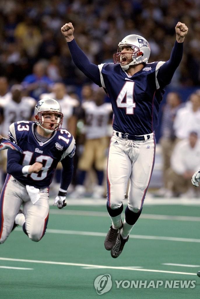 NFL 역사상 최고의 클러치 키커 비나티에리 은퇴한다