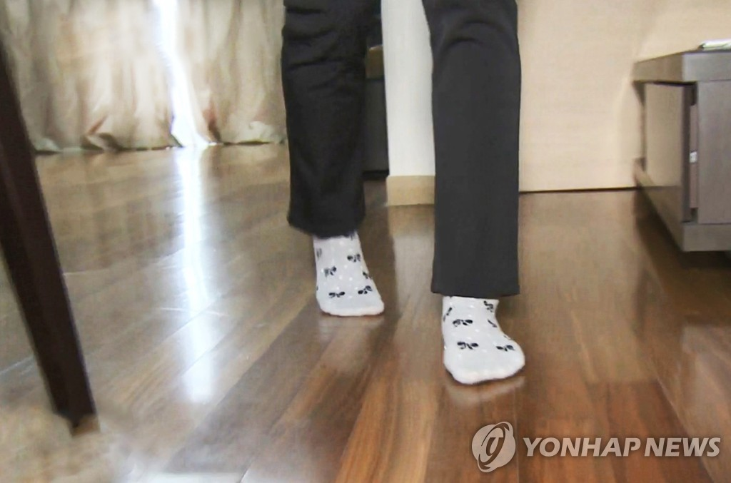 '층간소음 불만' 윗집 현관문 둔기로 부순 50대 구속영장