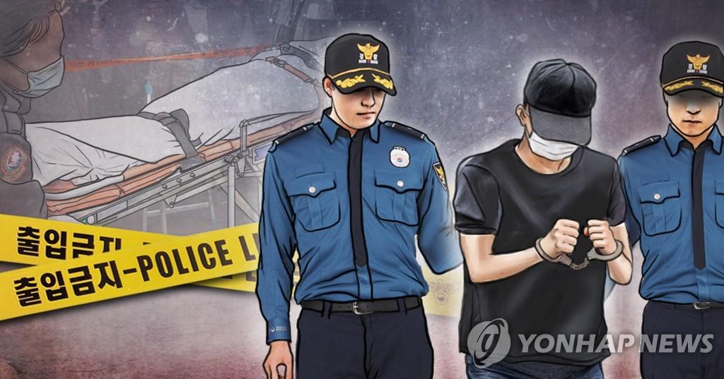 10대 아들·친구까지 가담시켜 채무자 살해·유기한 4명 구속