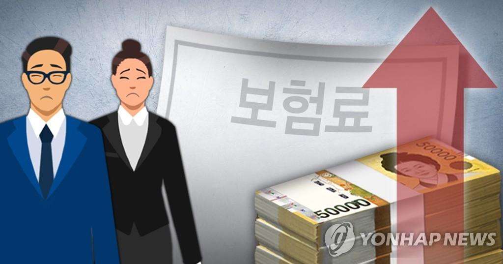 보험료 대폭 인상에도 1분기 실손 '적자' 8천억