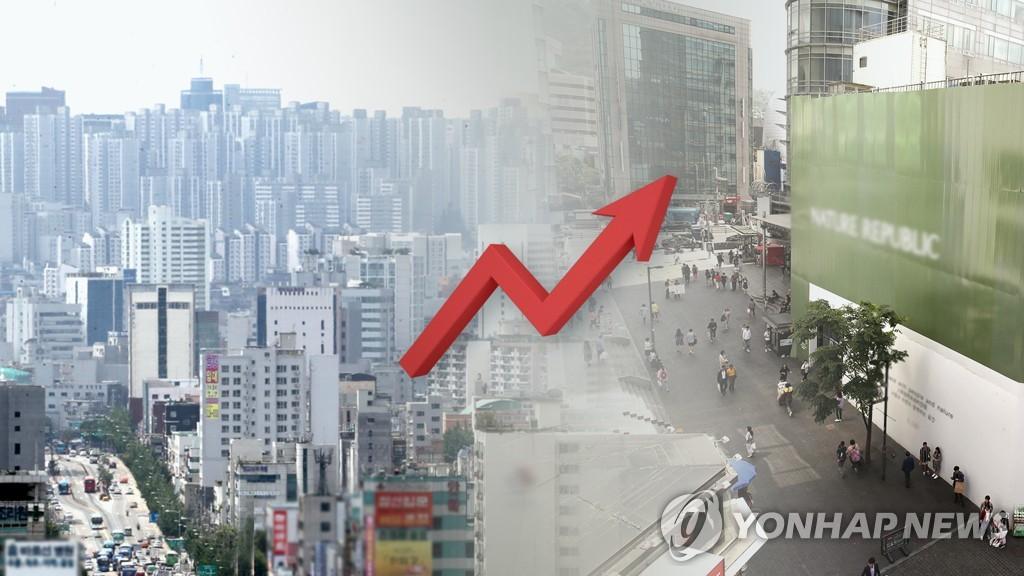 경기도 개별공시지가 9.31%↑…하남·과천 13% 상승