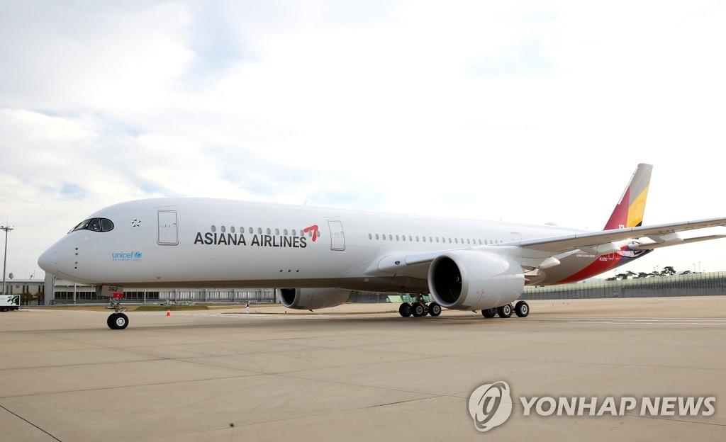 아시아나항공, 1분기 영업손실 112억원…화물 호조에도 '적자'