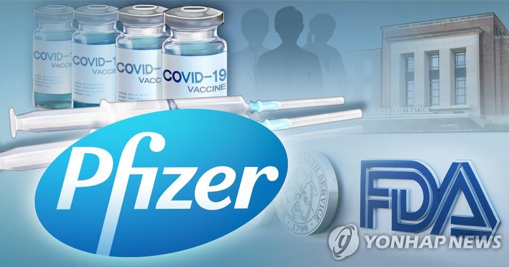 미 FDA, 화이자 백신 12∼15세 접종 다음주 승인 전망