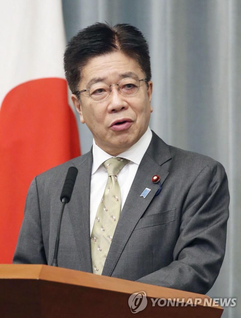 """일본 정부 """"욱일기 게시, 정치적 선전 아니다"""" 주장"""
