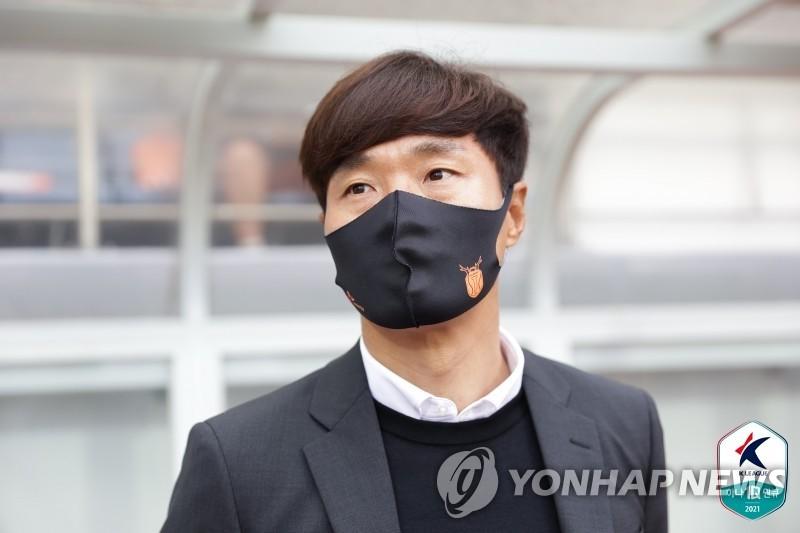 '기자회견 불참' 제주 남기일 감독, 제재금 300만원 중징계