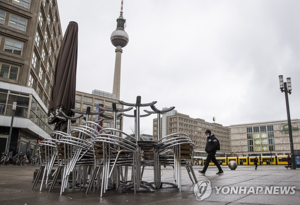 베를린, 내주부터 식당·술집 야외영업…수영장도 문연다