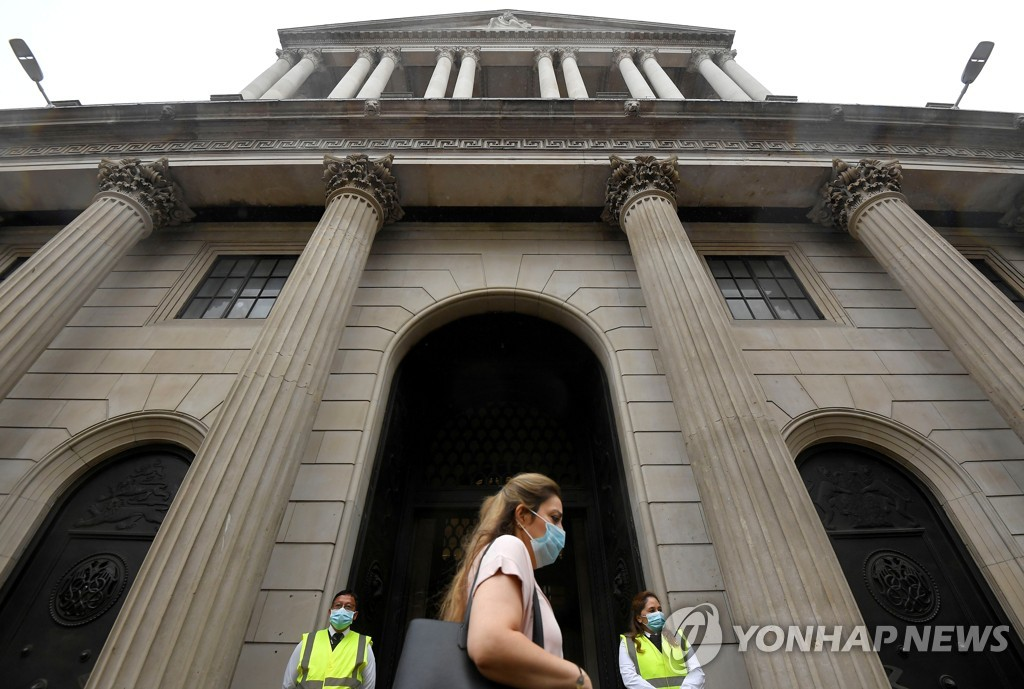 영란은행, 올해 성장률 전망치 7.25%로 상향