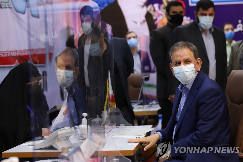 핵합의 복원 협상 속 이란 차기 대통령 후보 윤곽