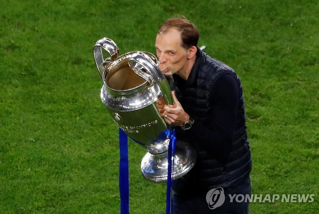 첼시 UCL 우승 필수 아이템은 소방수 감독?…9년 전과 '데자뷔'