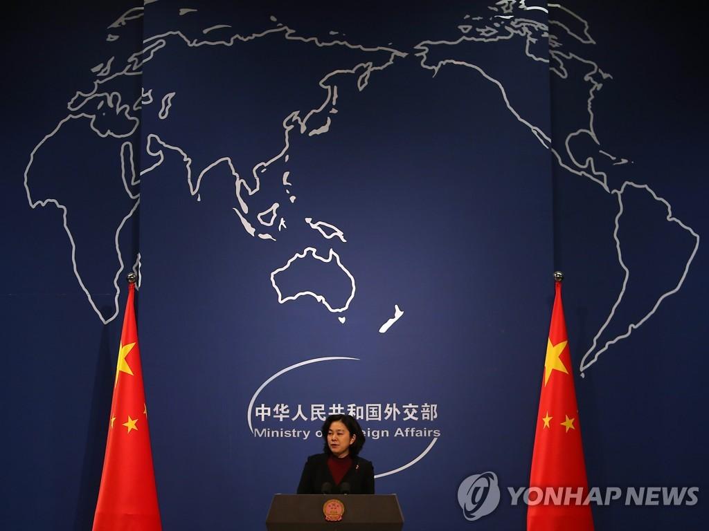 """중국, 일본에 """"중국 위협론 거론하지 말라"""" 맹비난"""