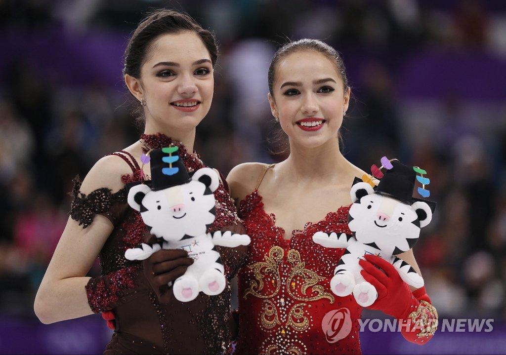 평창 피겨챔피언 자기토바, 대표팀 탈락…올림픽 2연패 무산