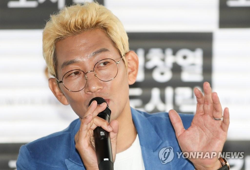 [고침] 문화(DJ DOC 김창열, 3개월 만에 싸이더스HQ 대표…)