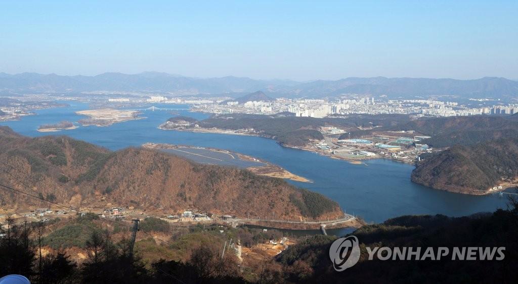 춘천시 의암호에 휴양 마리나 시설 추진…민자 3천억 규모
