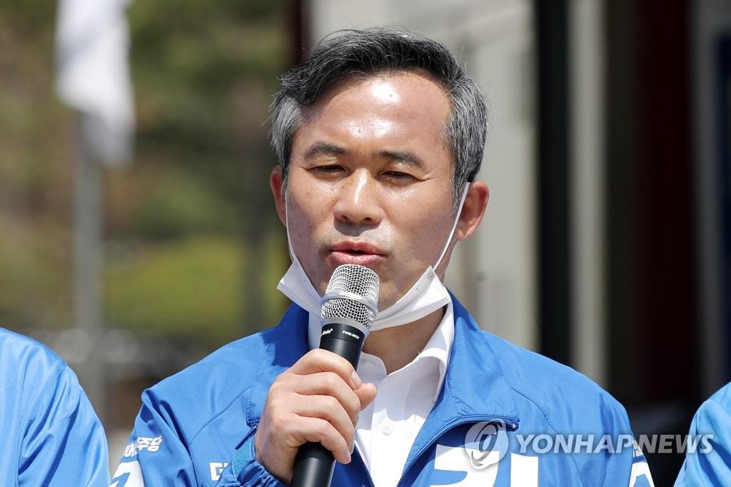 """국도승격 제외 반발, 김승남 의원 """"전남도가 무력하게 대응"""""""