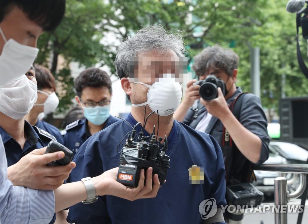 '라임 로비·횡령' 이강세, 1심서 징역 5년(종합)