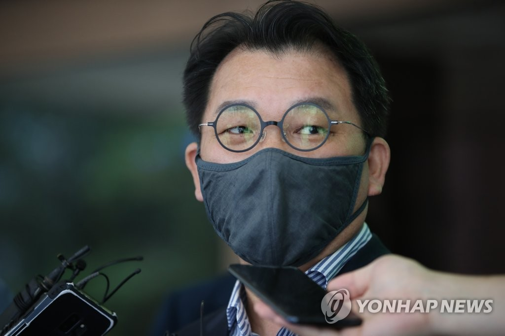 박원순 성추행 2차가해 논란 오성규 경기 공공기관장 후보 사퇴
