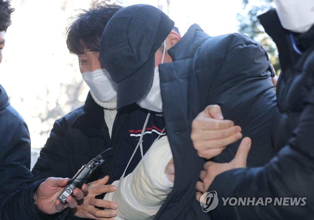 인천 북항터널 음주 사망사고…벤츠 운전자에 징역 9년 구형