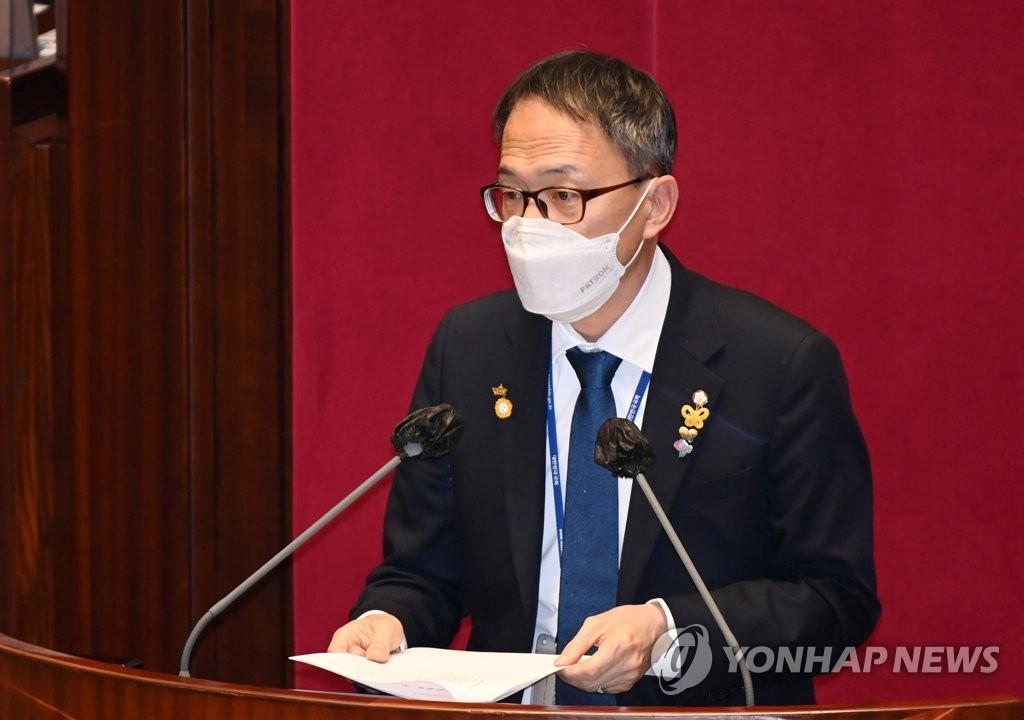 """與 법사위 간사에 박주민 내정…""""민생·개혁입법 열심히"""""""