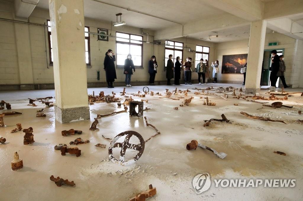 제13회 광주비엔날레 폐막…코로나 위기 속 안전한 전시