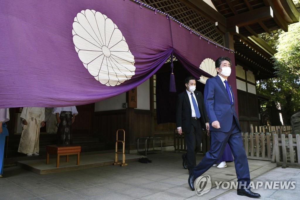 日아베 정치활동 본격화…총리 재등판? 킹메이커 역할?