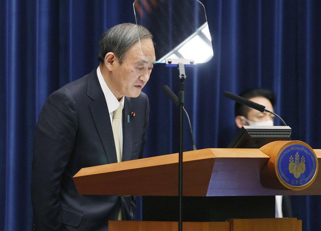"""일본, 긴급사태 발령에도 코로나 확산…전문가 """"연장해야"""""""