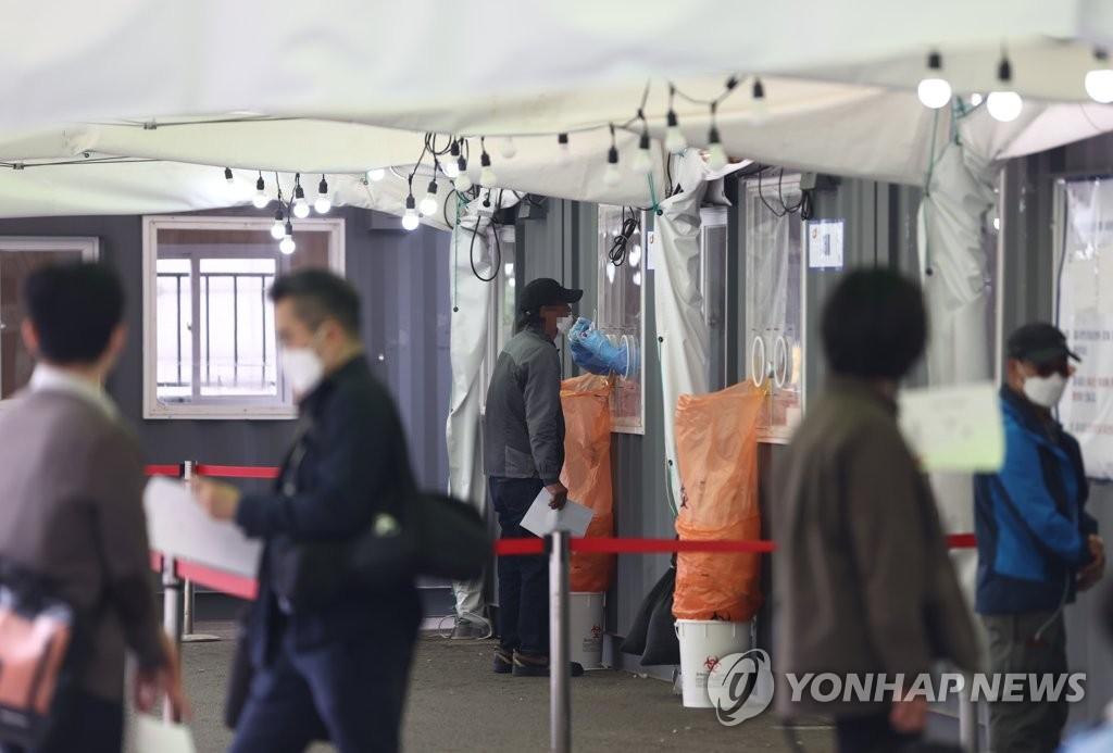 오후 9시까지 서울 184명 신규확진…1주 전보다 8명 많아
