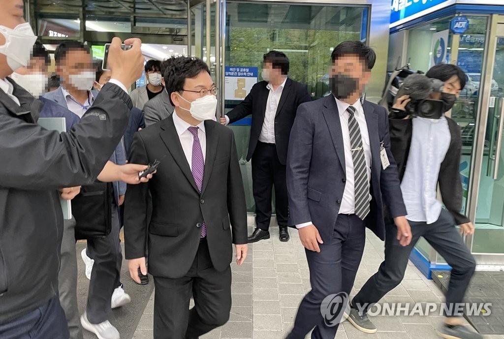 검찰, 이스타항공 돈 수백억 '횡령·배임' 이상직 구속기소(종합)