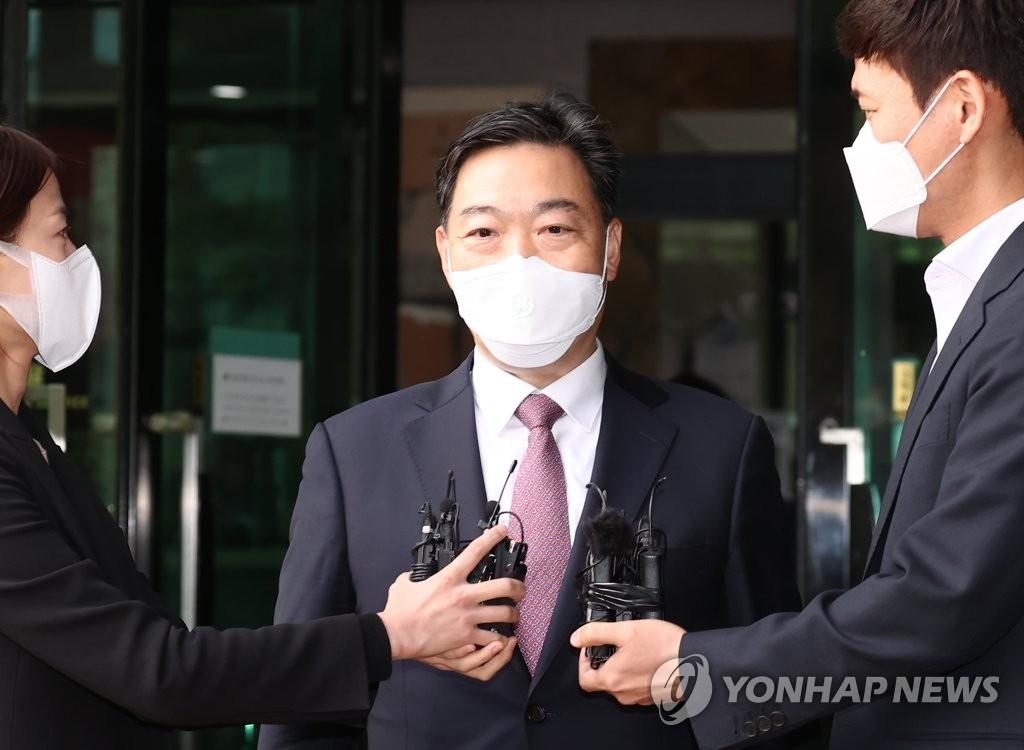 """한변 """"피의자는 검찰 수장 안돼""""…김오수 지명 반대"""