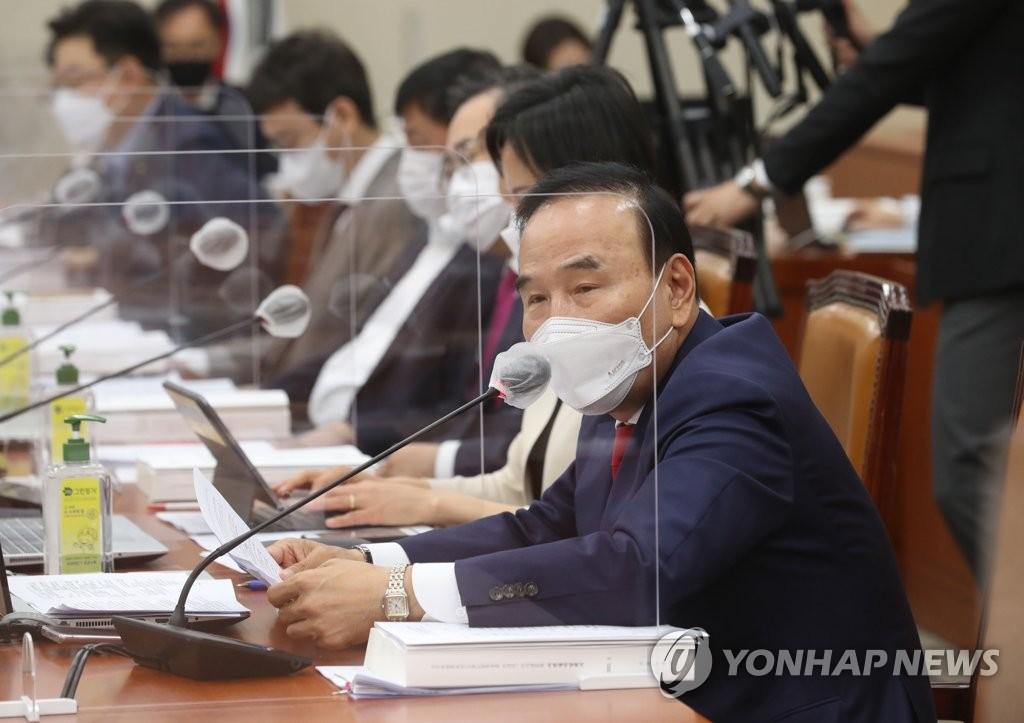 박덕흠 배임 의혹 고발인, 사건 '공수처 이첩' 요청