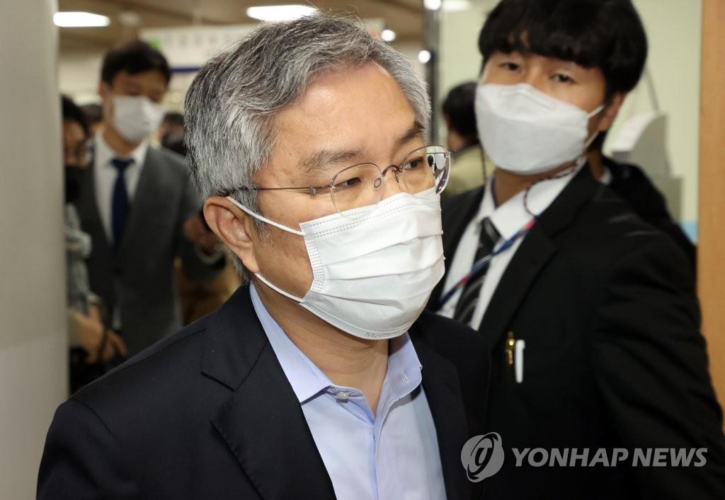 檢 '선거법 위반' 최강욱 당선무효형 구형…6월 선고(종합2보)
