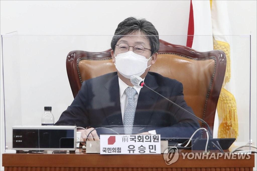 """유승민 """"도로한국당 안돼…낡은보수는 쓰레기통에"""""""
