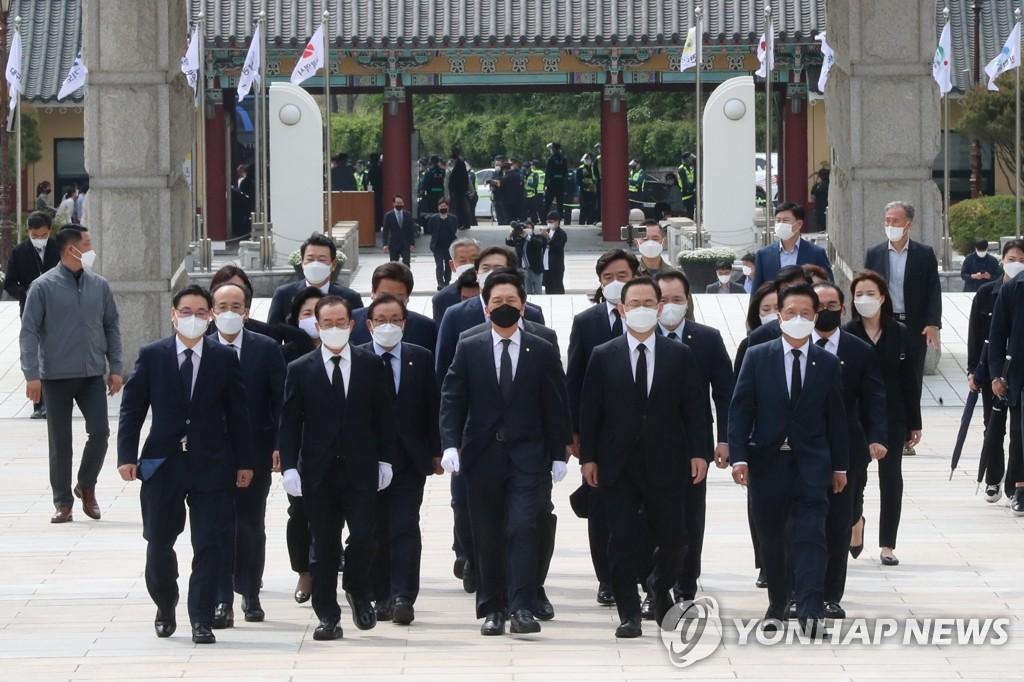 """""""영남당? 천만에""""…'김종인의 호남구애' 이어받은 野"""