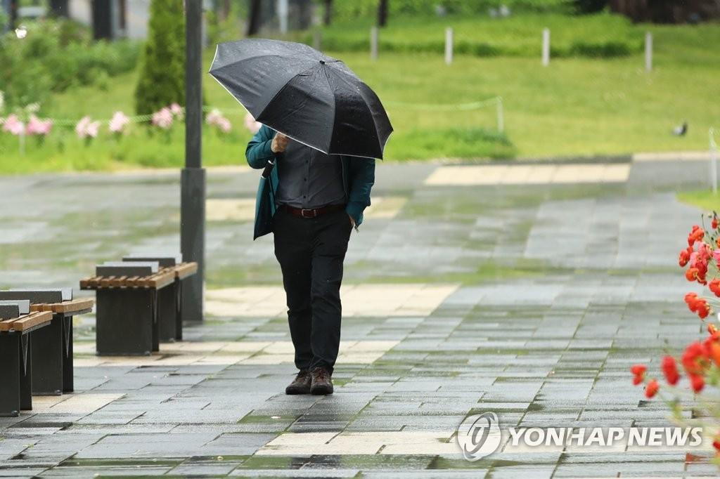 [날씨] 전국 흐리고 곳곳 비…미세먼지 양호