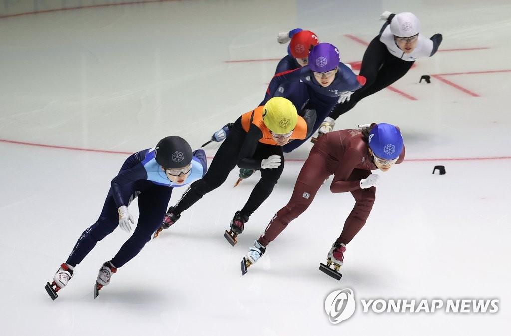 """쇼트트랙 최민정 """"베이징 올림픽에서 모든 걸 쏟아붓겠다"""""""