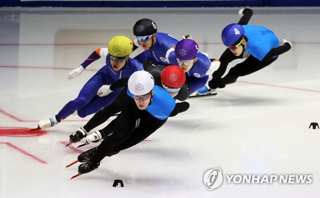 쇼트트랙 심석희, 대표 선발전 1위…태극마크 달고 베이징으로!