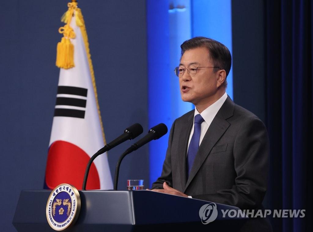 문대통령 투기 차단 강조에 오세훈표 재건축 '가물가물'