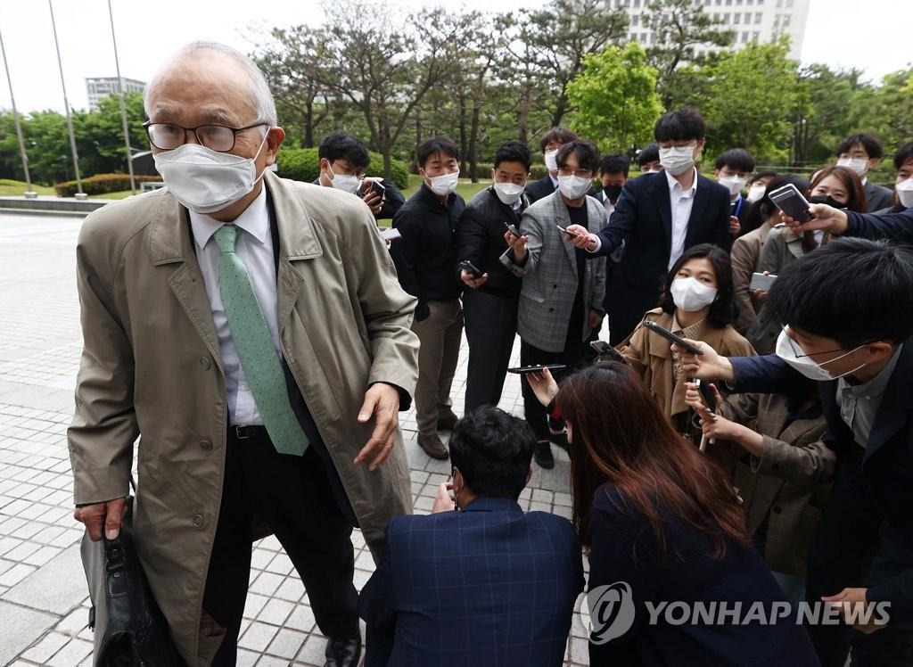 검찰, '김학의 사건' 수사외압 혐의 이성윤 기소(종합)