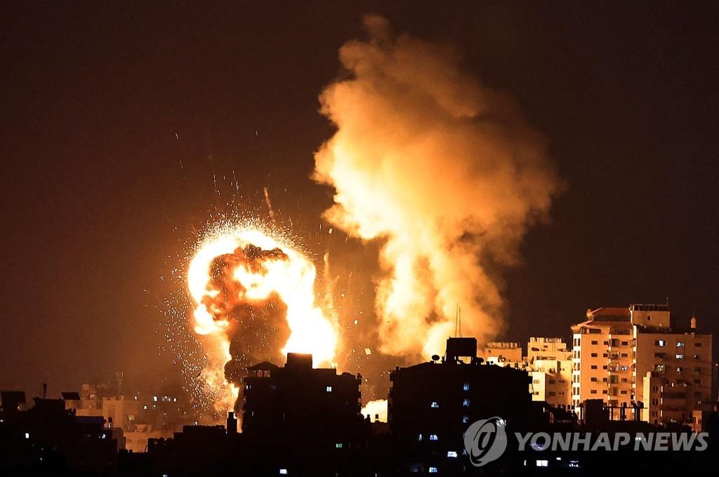"""이스라엘-팔' 사태 왜 커졌나…""""민감한 시기, 오랜 갈등 폭발"""""""
