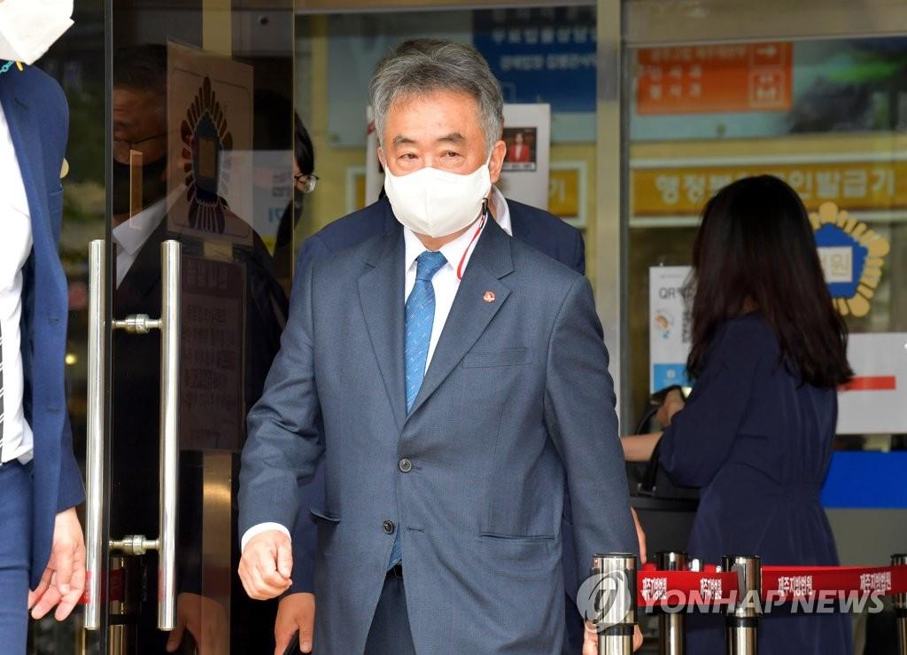 검찰, 선거법 위반 송재호 의원 벌금형에 항소