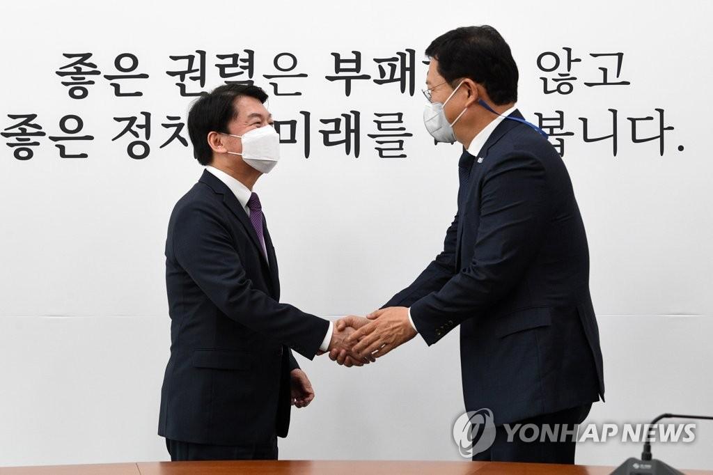 """송영길 """"野 백신 방미 걱정…조용히 정부 뒷받침해야"""""""