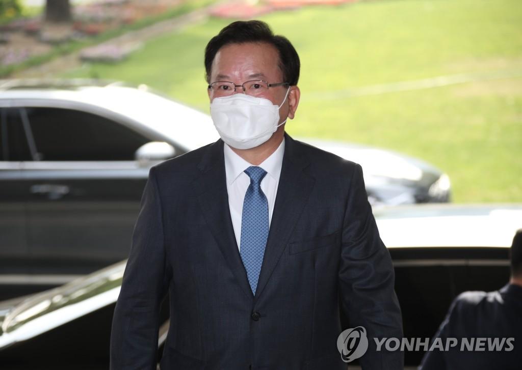 문대통령, 김부겸·임혜숙·노형욱 바로 임명…청문정국 속결(종합)